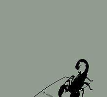 Study-Buddy Scorpion by HelpfulAnimals