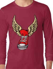 Winged Victory Long Sleeve T-Shirt