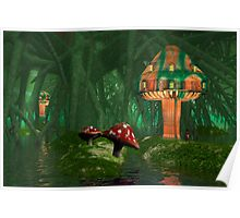 Fantasy land Poster