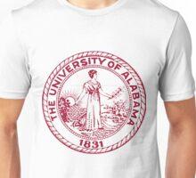 The University of Alabama seal Unisex T-Shirt