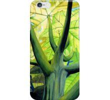 Papaya Tree  iPhone Case/Skin
