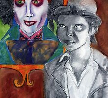 A Hatter's Reflection by Salte