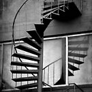Textured Spiral by Colleen Drew
