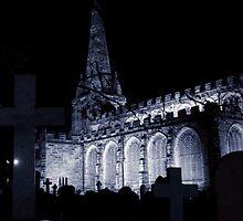 Sefton Church by Michael Hadfield