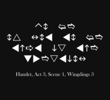 Hamlet Act 3 by ProfessorM