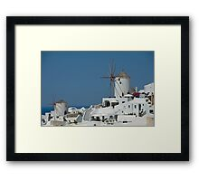 Greek Beauty Framed Print