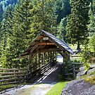 Covered Bridge by paolo1955