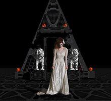 Dark Dreams4 - Zombie Bride by Sazzart
