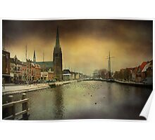 City View Weesp Poster