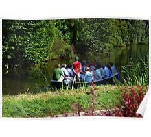 River Tour in Lier - Belgium Poster