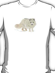 Arctic Fox vector T-Shirt