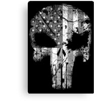 American Punisher 2.0 - Subdued Canvas Print