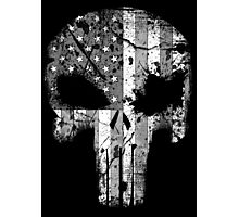 American Punisher 2.0 - Subdued Photographic Print