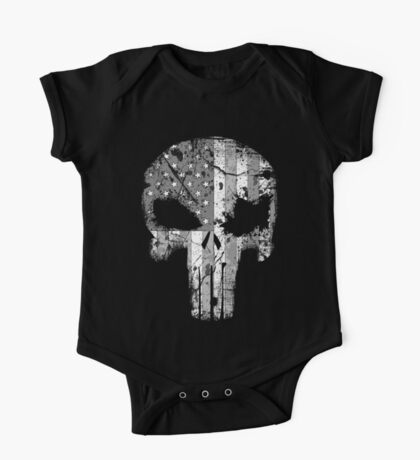 American Punisher 2.0 - Subdued One Piece - Short Sleeve