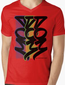 ART OF MOVEMENT CREW - TWILIGHT URBAN Mens V-Neck T-Shirt