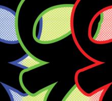 ART OF MOVEMENT CREW - TWILIGHT URBAN Sticker