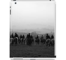Fox Hunting iPad Case/Skin