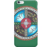 Adventure Awaits Shield iPhone Case/Skin