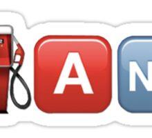 gang emoji Sticker