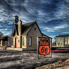 Phillips 66 by Terence Russell
