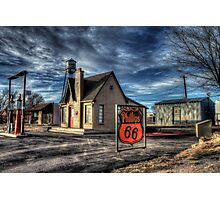 Phillips 66 Photographic Print