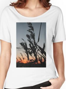 Sunset In Norfolk Women's Relaxed Fit T-Shirt