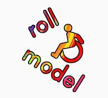 Roll Model - Disability Tees - in bright colours T-Shirt