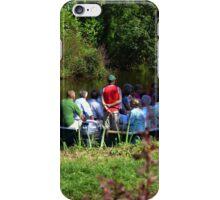 River Tour in Lier - Belgium iPhone Case/Skin