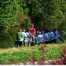River Tour in Lier - Belgium by Gilberte