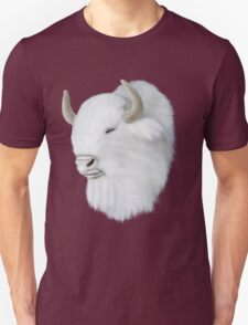 White Buffalo Unisex T-Shirt