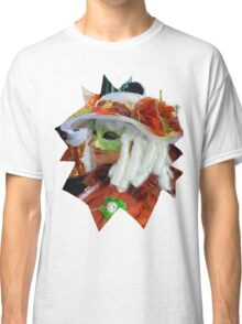 Curly white hair Classic T-Shirt