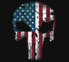 American Punisher 2.0 Baby Tee