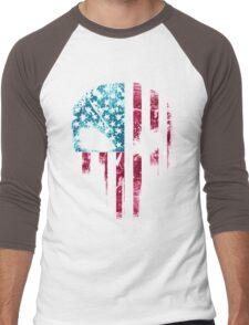 American Punisher 2.0 Men's Baseball ¾ T-Shirt