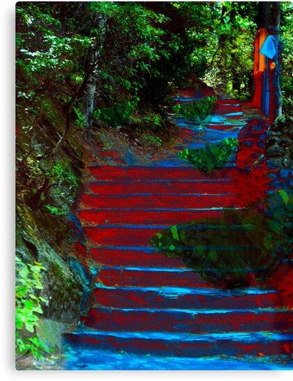 The Magic Staircase by Rebecca Bryson