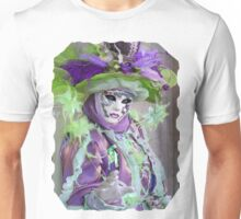 This mask is really beautiful Unisex T-Shirt