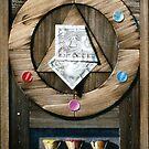 Color Wheel by Michael Douglas Jones