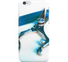 Shear Blue iPhone Case/Skin