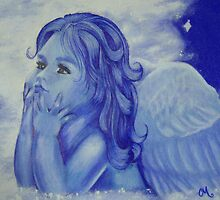Winter Angel by CMonette