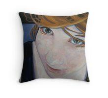 Euphemia Throw Pillow