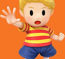 Lucas Super Smash Bros. for Wii U and 3DS by ciccioDeeamci