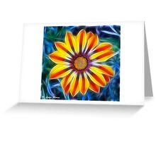 Mystical Marigold Greeting Card