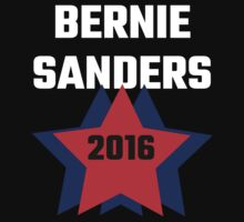 Bernie Sanders 2016 by evahhamilton