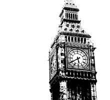 Big Ben - Palace of Westminster, London by CorrieJacobs