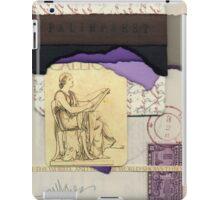Palimpsest iPad Case/Skin
