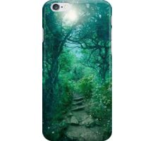 The Secret Path iPhone Case/Skin