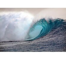 Powerful Ocean Waves Photographic Print