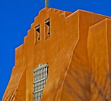 Presbyterian Church, Santa Fe, New Mexico by gcampbell