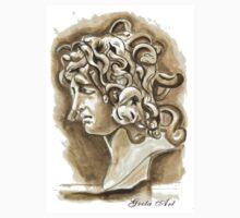 Head of Meduse - 1630, Gian Lorenzo Bernini Baby Tee