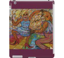 Odette Orang-utan Dancing With Partner iPad Case/Skin