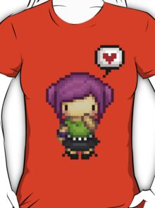 pixel loves T-Shirt